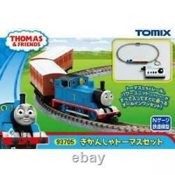 Model Train Tomix (N Gauge) 93705 Thomas the Tank Engine Set New from JAPAN