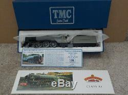 Model railways trains 00 gauge Peppercorn Class A1 60163 Tornado Works Grey