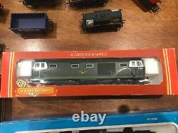 Model railways trains 00 gauge, locomotives, various brands see photos