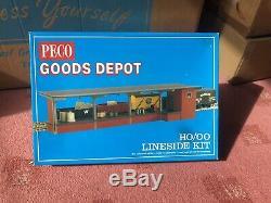 Model railways trains Scenery joblot job lot 00 Gauge Hornby Lima