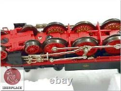 N 1160 Scale Model Locomotive Trains Wagons Fleischmann 7887 Train-Set