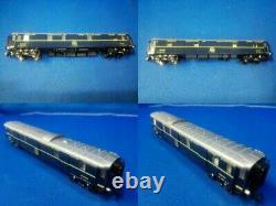 N-Gauge Kato Orient Express 88 7-Trains Basic Set Model Railroad