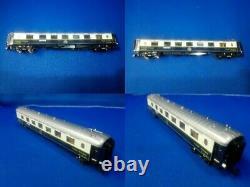 N-Gauge Kato Orient Express 88 7-Trains Basic Set Modell Eisenbahnlinie