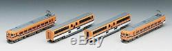 N Scale Gauge Kintetsu 30000-Based Vista Ex Set 92598 Model Railroad Train F/S