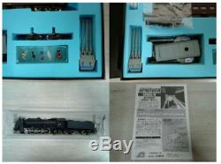 N gauge MICROACE Galaxy Express 999 Movie ver. 7 Cars Set Train Model Free Ship