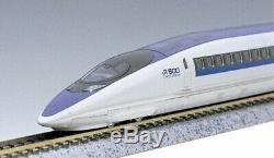 NEW KATO 10-510 N Gauge 500 Series Shinkansen Nozomi Basic 4-Car Set Model Train