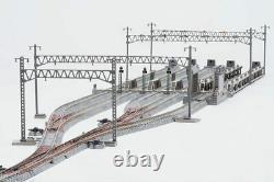NEW TOMYTEC 91016 N gauge Depot rail 91016 Model Train Accessories