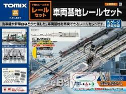 NEW TOMYTEC 91016 N gauge Depot rail 91016 Model Train Accessories from JAPAN