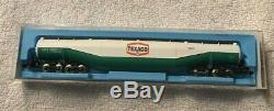 NEW Vintage ATLAS N Gauge Scale 3112 TEXACO 94' TANK CAR model train