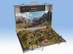 Noch 88400 N Gauge Model Train Case Berchtesgaden with Rails # New Boxed #