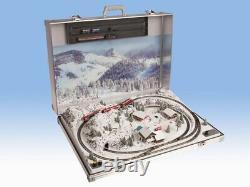 Noch 88405 N Gauge Model Train Case Garmisch With Rails # New Boxed #