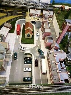 OO Gauge model train layout