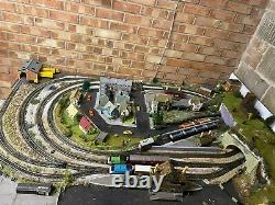 Oo gauge model train set