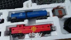 Playgo Metro Express Electric Train Set Vintage 1991 model railway set 00 gauge