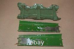 Prewar Ives Toy Train Accessory Model Bridge O Gauge 2 Rail Track