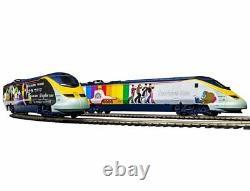 R1253 Hornby 00 Gauge Models The Beatles Yellow Submarine Eurostar Train Set UK