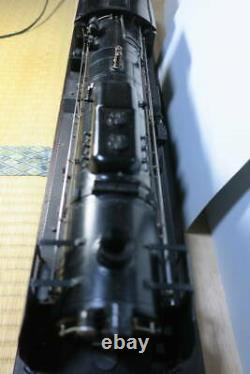 Rare Aster Hobby JPC62-3 1st Gauge Train Charcoal Power Live Steam model Unused