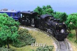 Rokuhan Z Gauge T019-5 C11 Type 207 SL Daiki Model Train Steam Locomotive