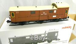 Spur 1 58025 Märklin GEPÄCKWAGEN KPEV 132 OVP modeltrain neu Eisenbahn baggage