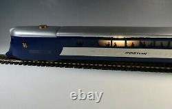 Streamlined Train Comet by Goodyear Consoli Vintage 0 Gauge Limited Edition
