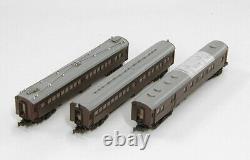 T036-1 ROKUHANZ gauge IMPERIAL TRAIN ICHIGOU HENSEI LATTER MODEL 5 CARS SET