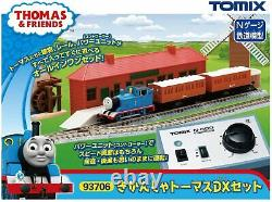 TOMIX Model Train 93706 Tommy Tech N Gauge Thomas the Tank Engine DX Set NEW