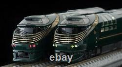 TOMIX N Gauge 87 Series TWILIGHT EXPRESS Mizukaze Set 10-Cars 97912 Model Train