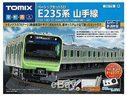 TOMIX N Gauge Basic Set SD E235 Series Yamanote Line 90175 Train Model Getting S