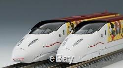 TOMIX N Gauge JR Kyushu Shinkansen 800 Series 1000 Waku Waku Trip Model Train