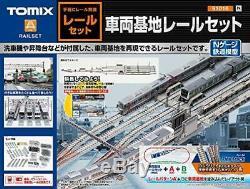 TOMIX N Gauge Train Base Rail Set 91016 Model Train Supplies From Japan F/S New