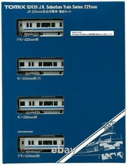 TOMIX N gauge 225 5000 system hematopoiesis set 92439 railroad train model