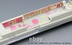 TOMIX N gauge JR 500 7000 Hello Kitty Shinkansen 8-car set 98662 Model Train