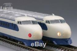 TOMYTEC 92355 N Gauge 0 2000 Series Tokaido Sanyo Shinkansen Basic Model Train