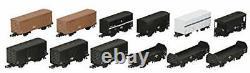 Tomix N Gauge Tohoku General Cargo Train Set 12 Cars 98713 Model Freight Cars
