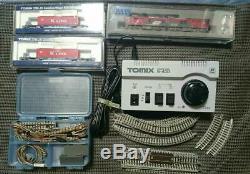 Tomix N gauge Kintaro / EF210 set sale Model train