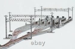 Tomix N gauge depot rail set 91016 Model Train Accessories TOMYTEC Japan Ori