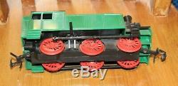 Triang O Gauge Big Train Rv262 Battery Operated Model Locomotive