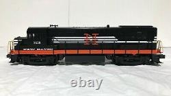 U25B Weaver New Haven Diesel Locomotive Engine O Gauge Model Train
