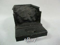 Unmarked 1 Gauge Coal Tender Model Freight Train Railway Car Prewar B76-2