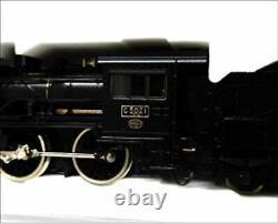 Used 2027 N gauge 50th anniversary C50 Steam Locomotive KATO Model Train Diorama