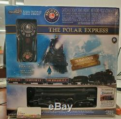 Used Lionel (6-84328) Polar Express Electric O Gauge Model Train Set