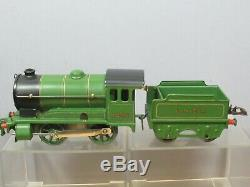 VINTAGE HORNBY 0GAUGE MODEL No. 501 LNER PASSENGER TRAIN SET VN MIB