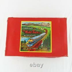 VTG Baltimore & Ohio Standard Gauge Model Train Set Battery Operated Japan