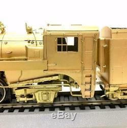 Van Hobby Ho Gauge Brass Model Canadian Pacific P-1 Mikado Train Rare