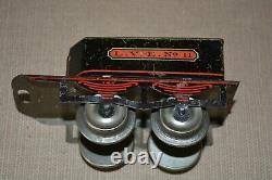 Vintage Original Prewar Ives O Gauge LVE Toy Model Train Tender 11