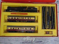 Vintage TRI-ANG Railways Electric Model Train Set RS. 5 OO Gauge BOXED D34