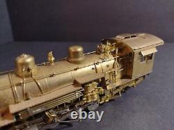 Westside Model Company D&RGW Mikado HOn3 Class K-37 Narrow Gauge Brass Train