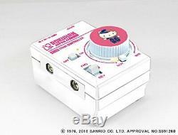 Z Gauge Series 500 Hello Kitty Bullet Train Starter Set G004-3 Model Railroad In