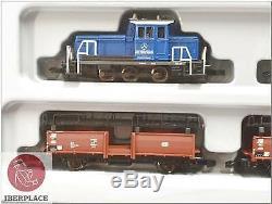 Z Spur 1220 Märklin mini-club Lokomotive Sammlung locomotive 81409 Set