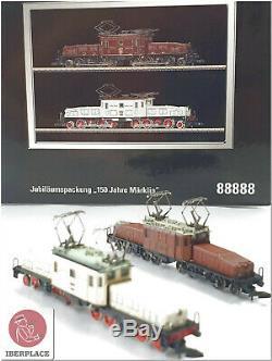 Z Spur 1220 Märklin mini-club Lokomotive Sammlung locomotive Set 88888 verharzt